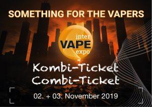 Kombi-Ticket Samstag und Sonntag